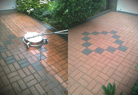 Patio Cleaning Brent Cross